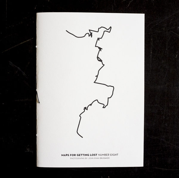 Maps for Getting Lost #8