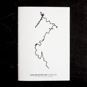 Maps for Getting Lost #9