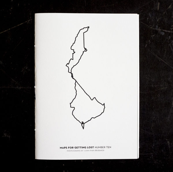 Maps for Getting Lost #10